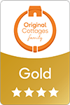 The Original Cottage Family Gold Star Award